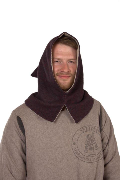 A hood type 5. SPES Medieval Market