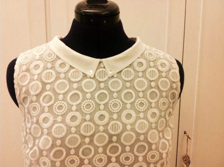 Organza silk blouse MIASO'