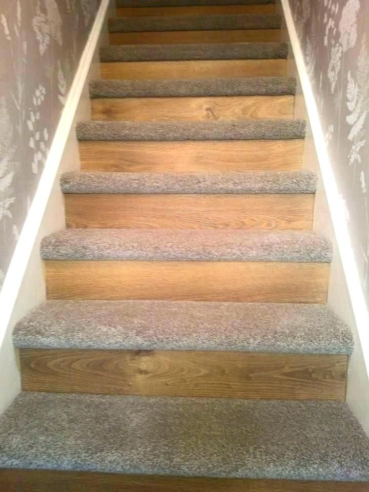 Best Carpet For Bedrooms And Stairs Step Runners Stair Carpets Ideas Wood Carpet Stairs Best Carpet Trea Wood And Carpet Stairs Carpet Staircase Stair Makeover