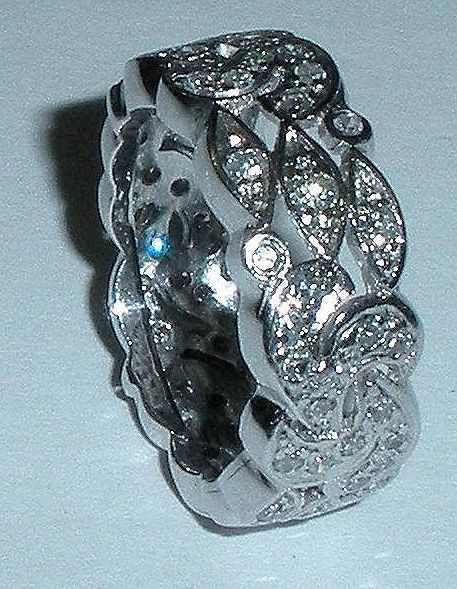 24 best Rings I love images on Pinterest Band rings Cigar band