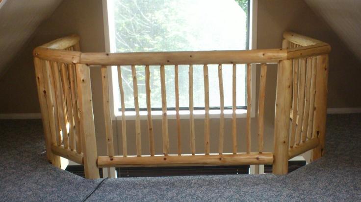 railing / garde made by / fait par: SG garden woodcraft & furniture