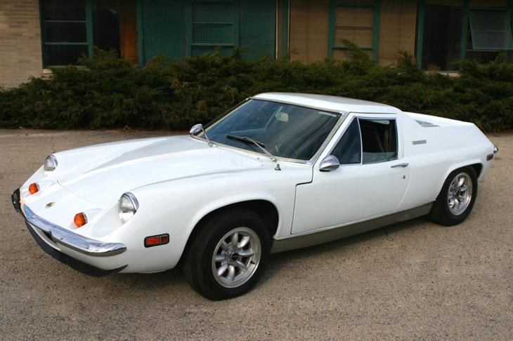 Classic 1974 Lotus Europa Special for sale - Classic & Sports Car (Ref Illinois)