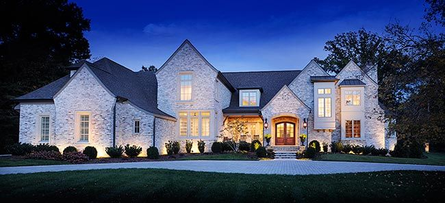 Castle Custom Home