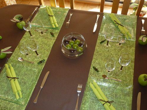 Un beau jour, Muriel nous lance un défi à Sandra, Carole et moi : Serions nous capable, à nous quatre, de réaliser un dîner presque parfait avec tout ce qui va avec : Déco, Repas et Ambiance ? Défi accepté à l'unanimité !! Nous avons passé quatre superbes...