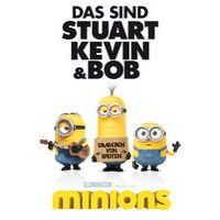 Minions by Pierre Coffin & Kyle Balda