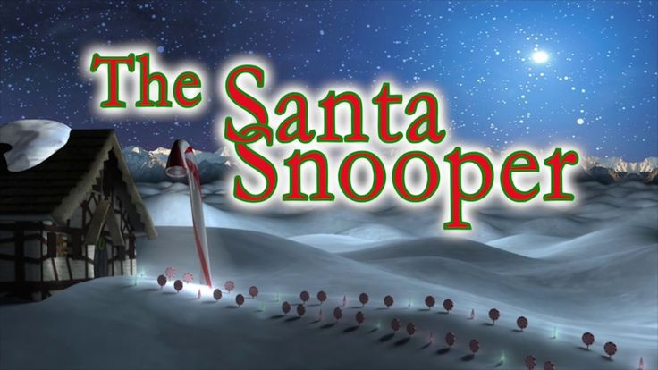 21:30 SCT - The Santa Tracker That Makes Peace!