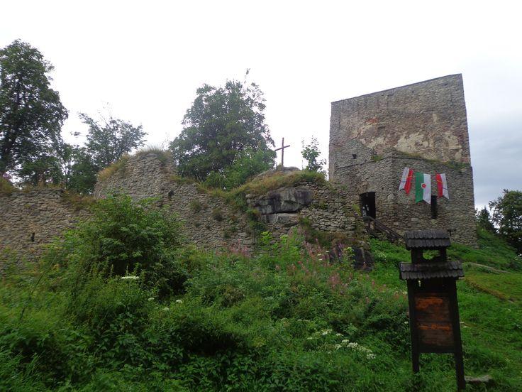 Vítkův hrádek, South Bohemia, Czech republic