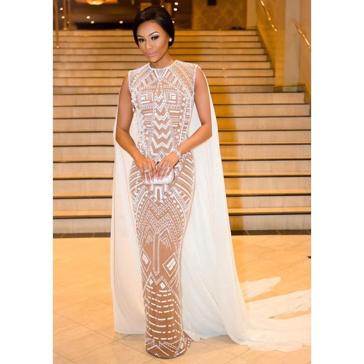Bonang Matheba is a South African television host, radio personality, and businesswoman, Bonang Matheba, gives us some astonishing bridal inspiration in a cape fashion staple designed by Gert-Johan Coetzee for…
