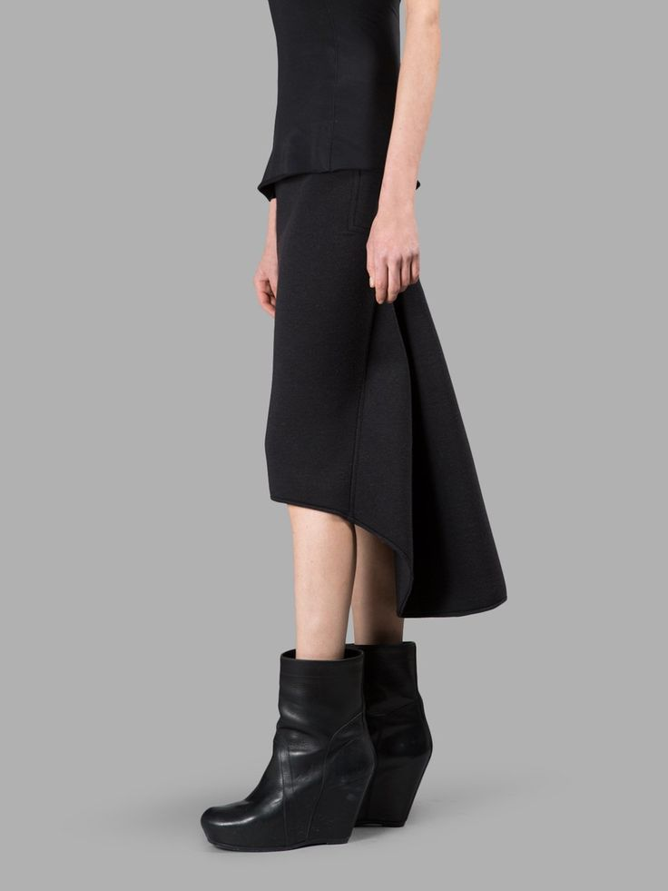 Image of RICK OWENS LILIES Skirts