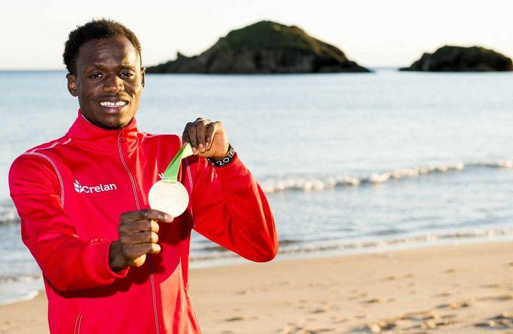 Isaac Kimeli, Europees kampioen veldlopen bij de beloften.