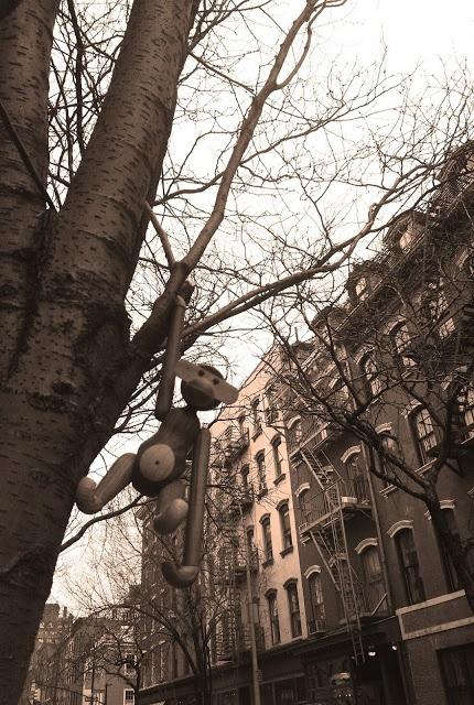 pientä mutta suurta: Bleecker Street, NYC