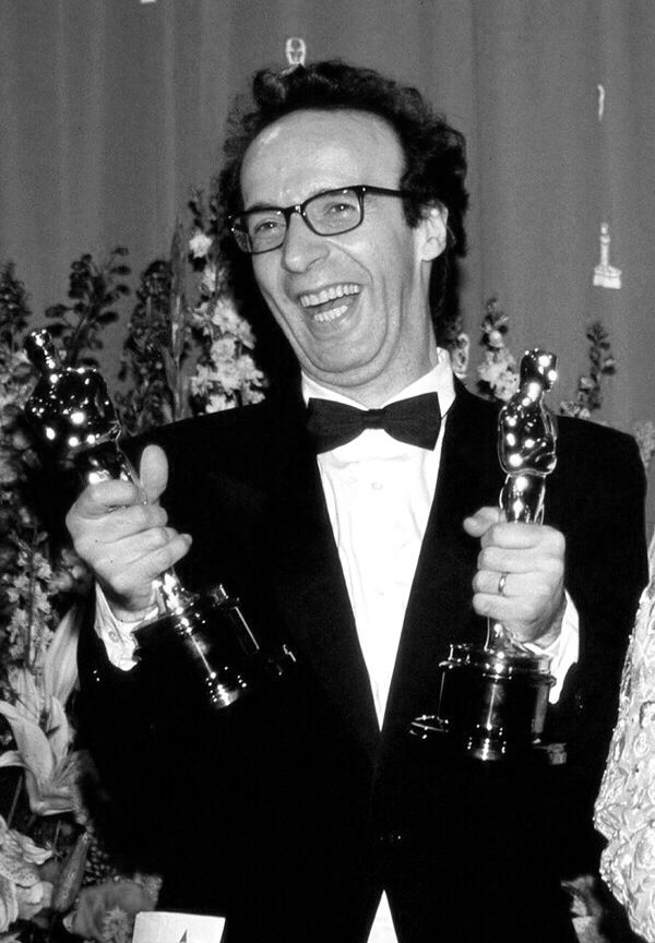 """Roberto Benigni - Actor / Director for the Film """" LIFE IS BEAUTIFUL """" 1998"""