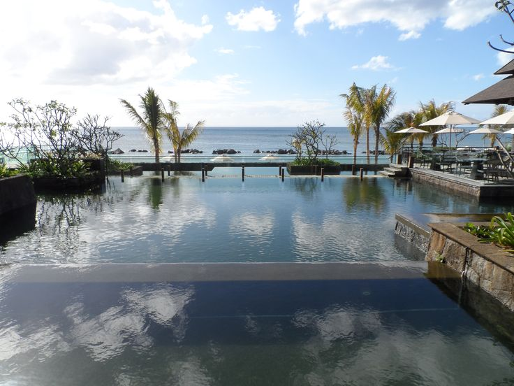 The beautiful Westin Hotel in Mauritius #Mauritius #Westin
