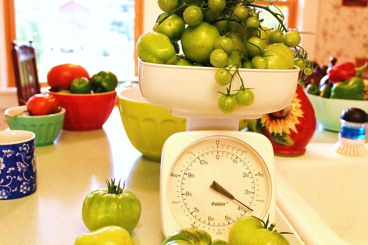 Green Tomato Apple Chutney | Canning Ideas | Pinterest