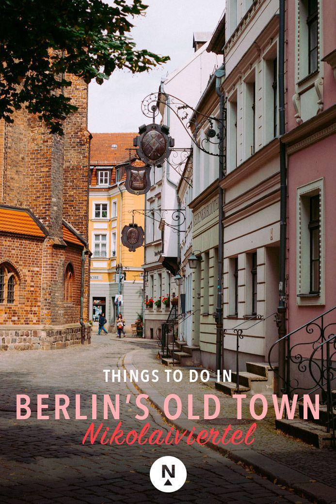 Things to do in Berlin's Old Town, Nikolaiviertel