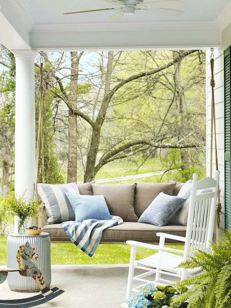 423 Best Images About Porches Patios On Pinterest