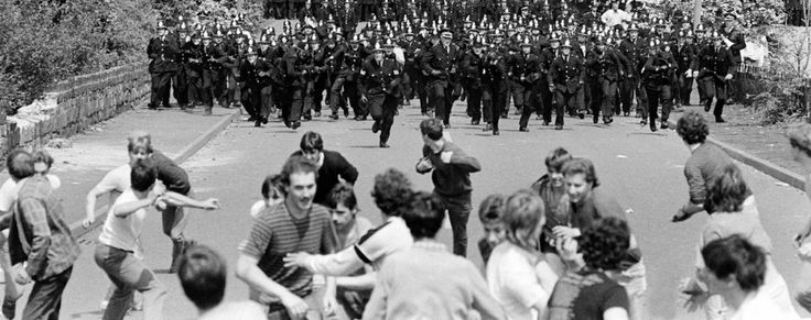 Orgreave > Waverley: Regeneration at the battlefield of the British Miners Strike attempts to cleanse collective memories of violence with the promise of 'renewed progress'.