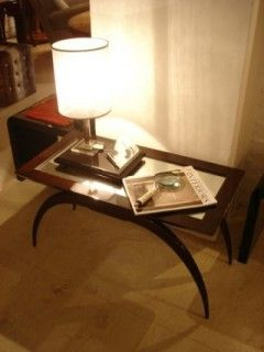 Airry Art Deco coffee table
