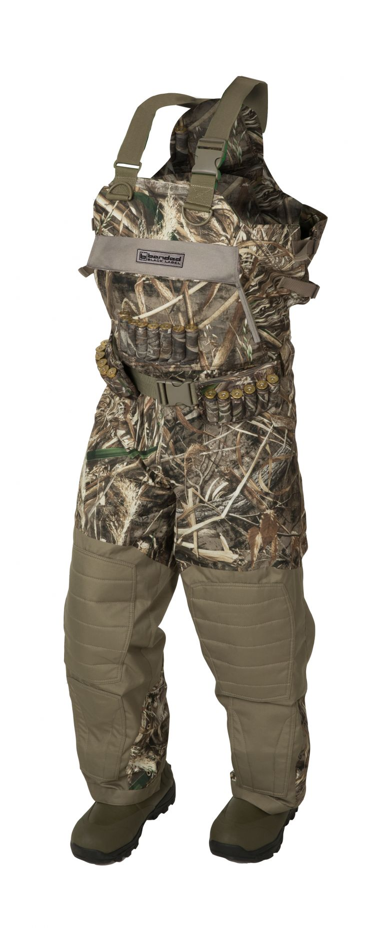 Realtree black label wader max-5 by Banded