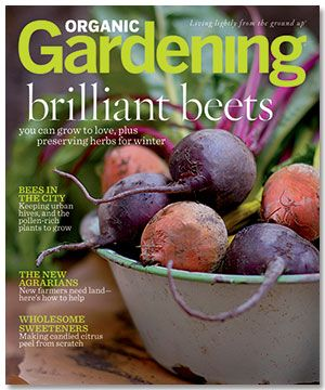 Any of the Organic Gardening MAgazine are chock full of useful info & color pics.... The October/November 2012 issue of Organic Gardening magazine is now on sale!
