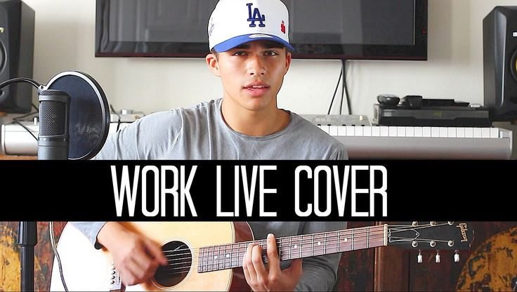 Work by Rihanna feat. Drake | LIVE Cover by Alex Aiono #thatdope #sneakers #luxury #dope #fashion #trending
