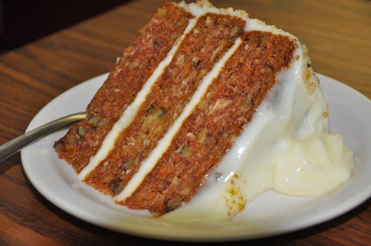 Cheesecake Factory Carrot Cake Change