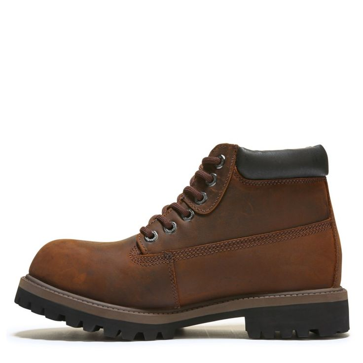 Skechers Men's Verdict Waterproof Lace Up Boots (Crazy Horse) - 10.5 M