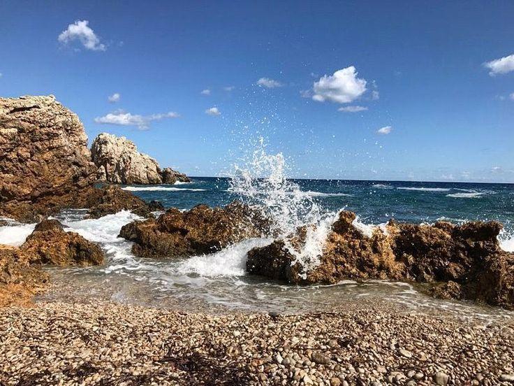 Riserva dello Zingaro, Sicily Italy #landscape #wave #italylandscape