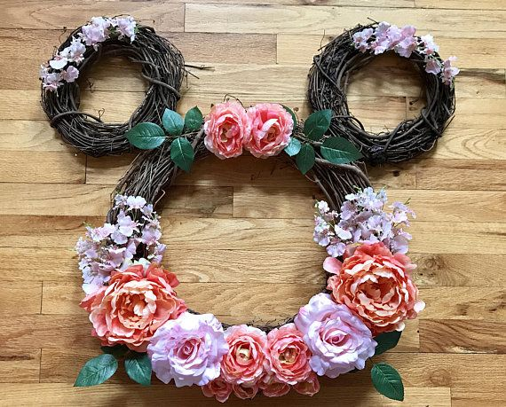 These Disney Inspired Wreaths Are Perfect For The Season And Won't Break The Bank!