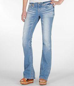 New Big Star Vintage Liv Boot Cut Denim Jeans Size 25