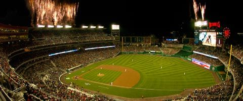 Nationals Park (Washington Nationals)