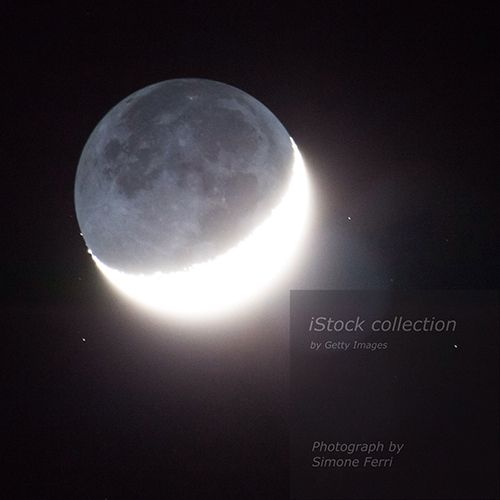 Crescent moon exposed on the dark side. CANON 5D markII F11 EF-L 100-400mm http://www.istockphoto.com/photo/crescent-moon-exposed-on-the-dark-side-59041000?st=fa26af5 #istock #istockphoto #gettyimage #fashion #lifestyle #nikon #d800 #instaart #igersitalia #art #artlover