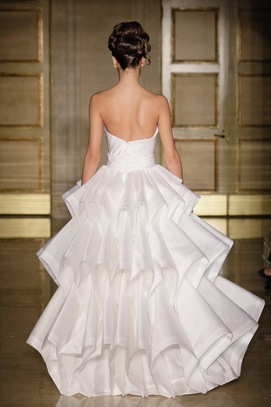 Douglas Hannant Fall 2013 Bridal
