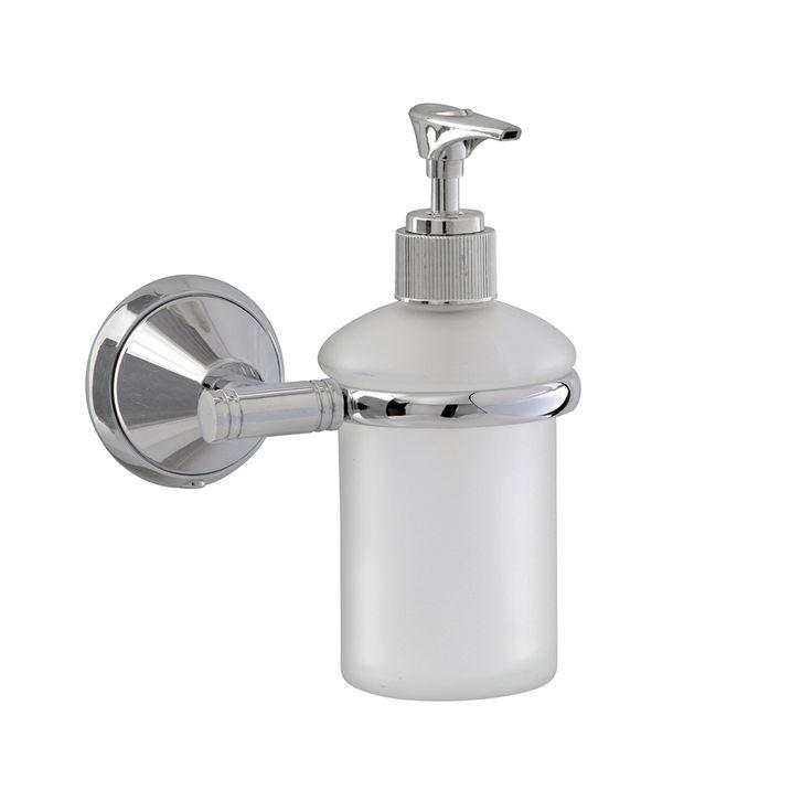 Kirra Plus Soap Dispenser #Linkware #Bathroom #Renovate #DIY #Build #Chrome #soap #dispenser