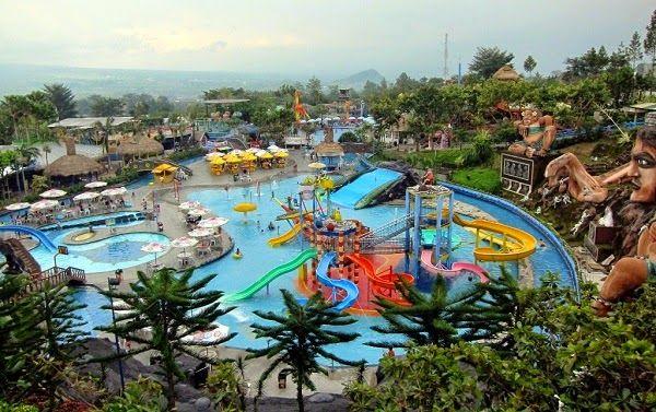Jatim Park tempat wisata