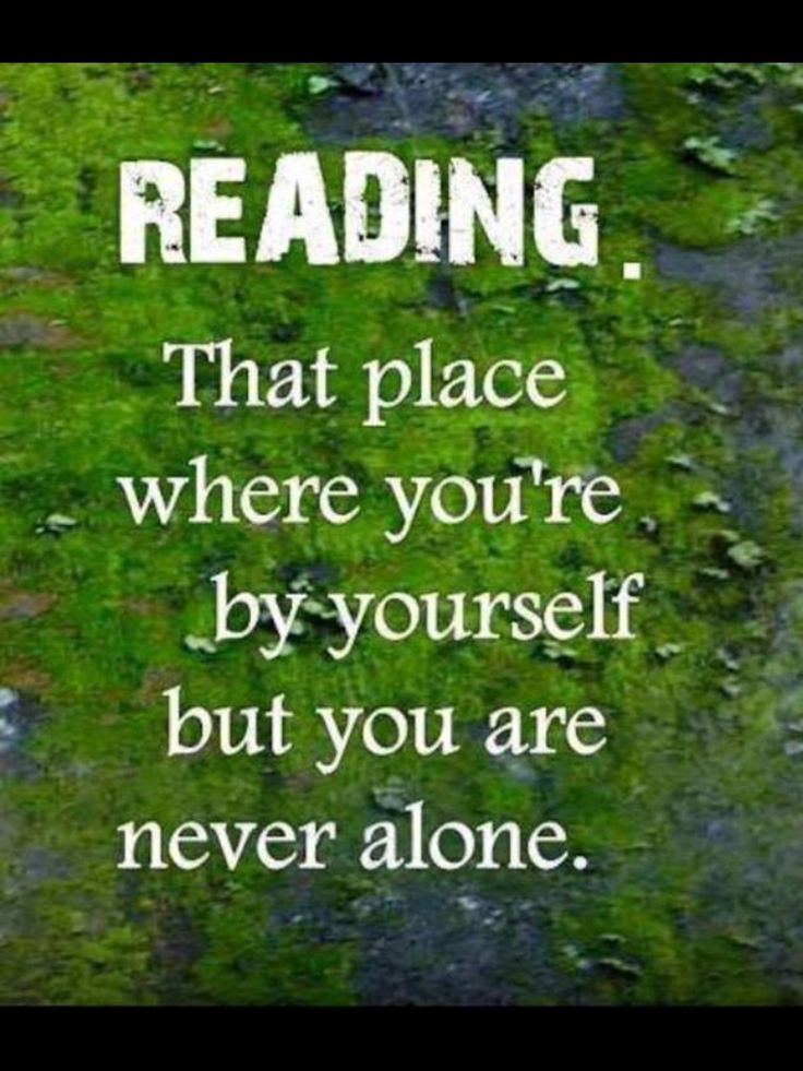 That is reading