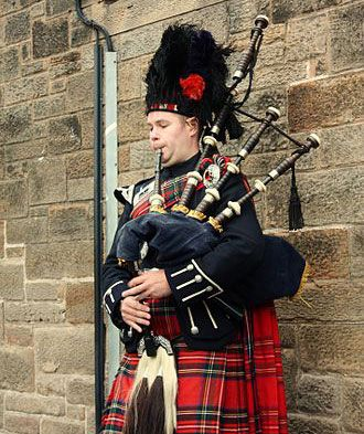A list of 100 famous Scottish people. Includes scientists, inventors, sportsmen, politicians, authors and philosophers, inc. A.Fleming, D.Hume, W. Wallace..