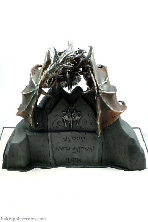 「The Elder Scrolls V: Skyrim」 これがケーキだ・・と・・・