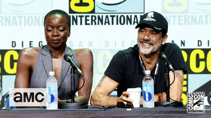 The Walking Dead: 'Negan on Negan' Comic-Con 2017 Panel - YouTube