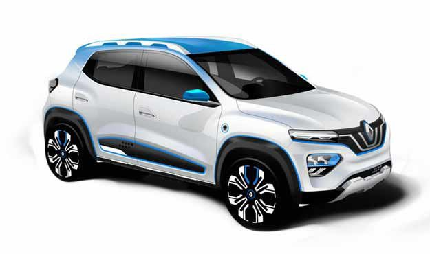 Upcoming Renault Kwid Ev Get Price Launch Date And Photos At