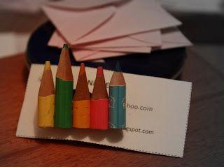 Accesorizze Your Life: Creioane colorate