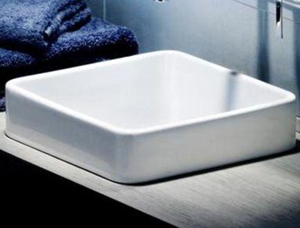 Basin style - Cube Inset 320
