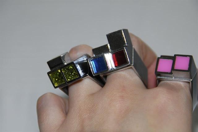 Bribiesca Rings