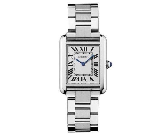 Cartier TANK SOLO (PEQUENO MODELO)   Machado Joalheiro - Representante em Portugal de Relógios Cartier (Porto e Lisboa)