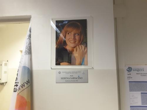 Piemonte: La #sala #studio della facoltà di farmacia dedicata a Serena Saracino (link: http://ift.tt/1snhyZk )