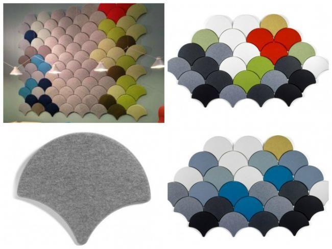 Panel acústico Stone Designs