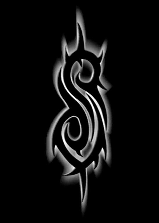 Slipknot 39 s logo slipknot logo music i love pinterest for Tattoos slipknot logo