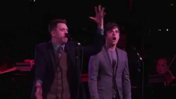 Michael Arden & Andy Mientus - Vegas (Kerrigan-Lowdermilk) The Hangover meets a musical...crying I am laughing so hard! Love these two!!!!!!