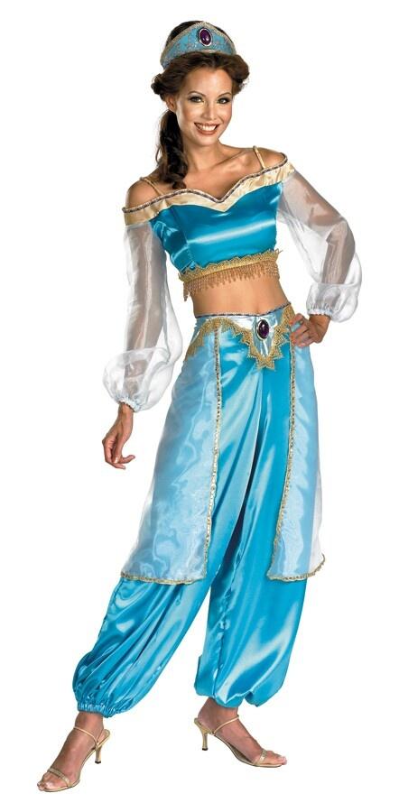 Adult costume - Jasmine.