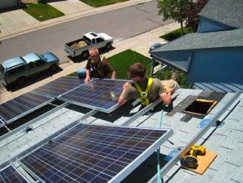 112 Best Solar Panel Installation Images On Pinterest